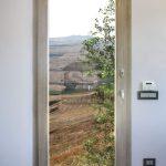 Porte finestre con serratura