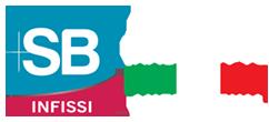 Infissi Pvc Palermo Logo Sb Finesse Bianco