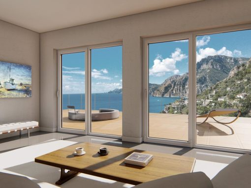Infissi in pvc a palermo finestre e serramenti fabbricati for Infissi pvc leroy merlin