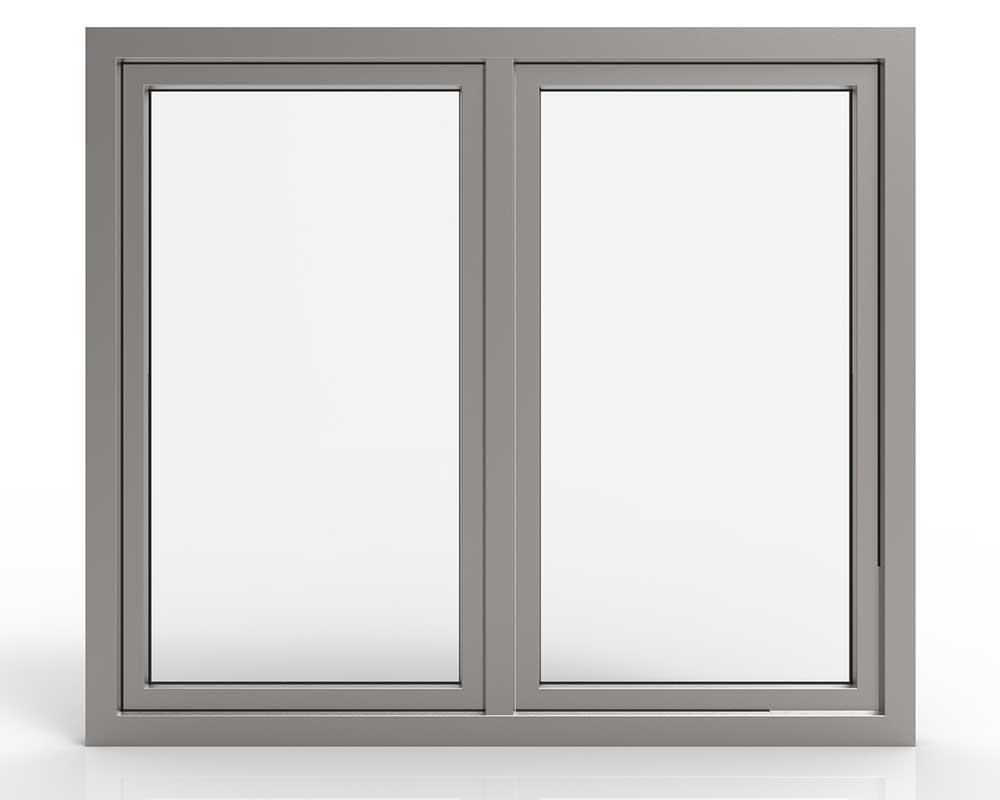 infissi pvc alluminio vista esterna