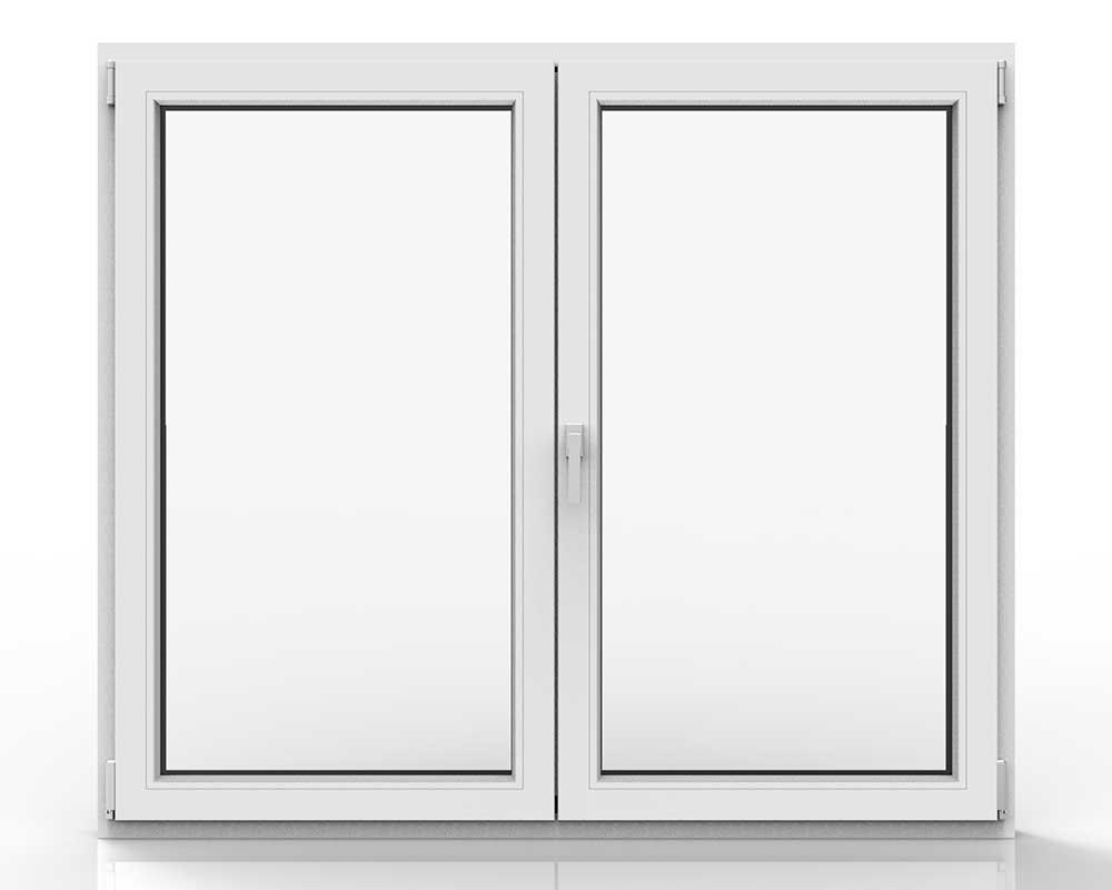 infissi pvc alluminio vista interna