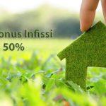 Infissi Ecobonus 2021 – Prosegue lo sconto in fattura del 50%