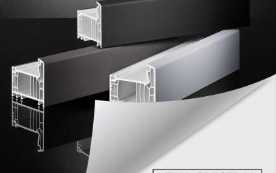 Veka Spectral: infissi in PVC con colori ultra opachi