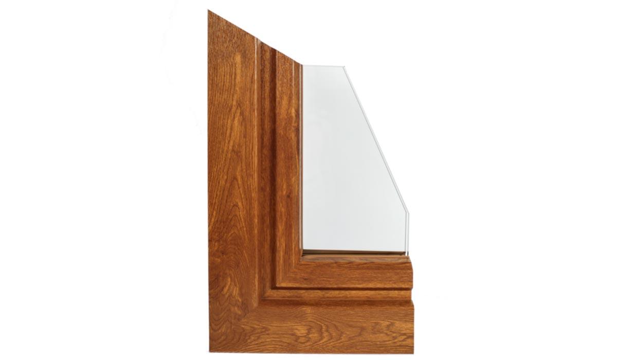 infissi in legno o pvc