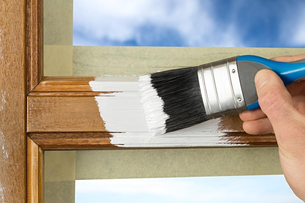 manutenzione infissi legno