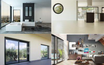 Infissi, Design e Architettura moderna